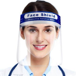 faceshield front
